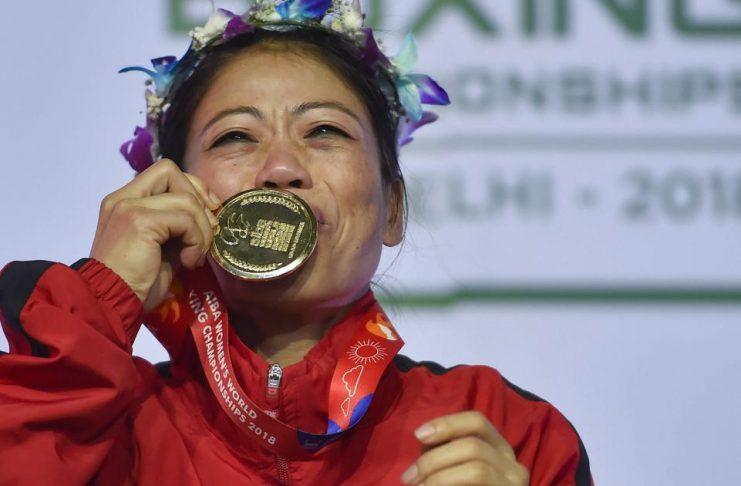 India at olympics Mary Kom
