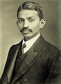 Gandhi featured on KreedOn
