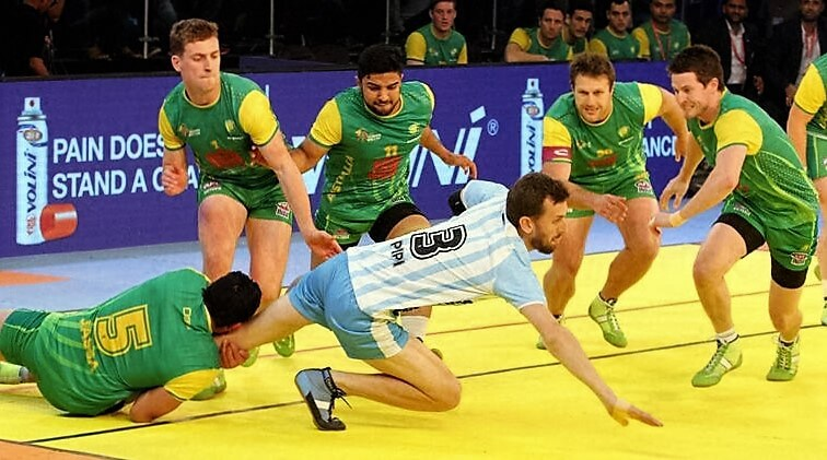 A flashback of Kabaddi Games by KreedOn