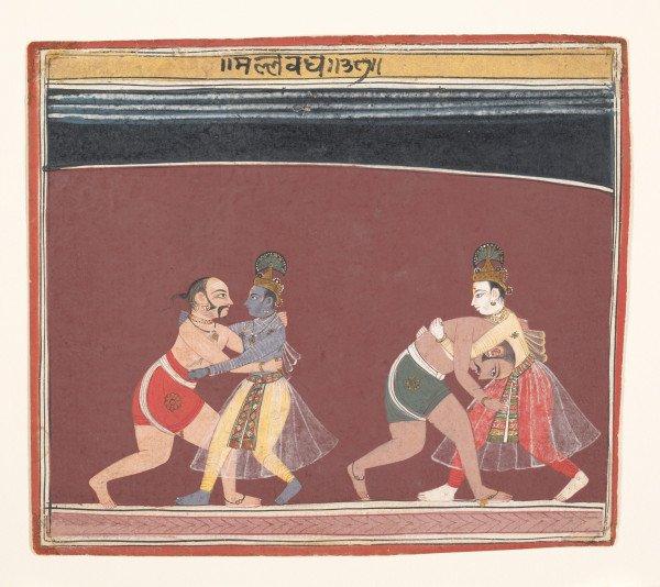 Sports in India   Wrestling   KreedOn