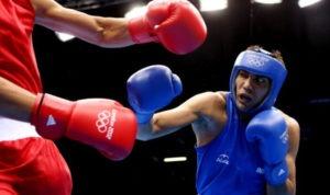 Manoj Kumar - Indian boxer