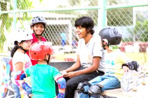 Atita-Verghese-Skateboarding champ from India