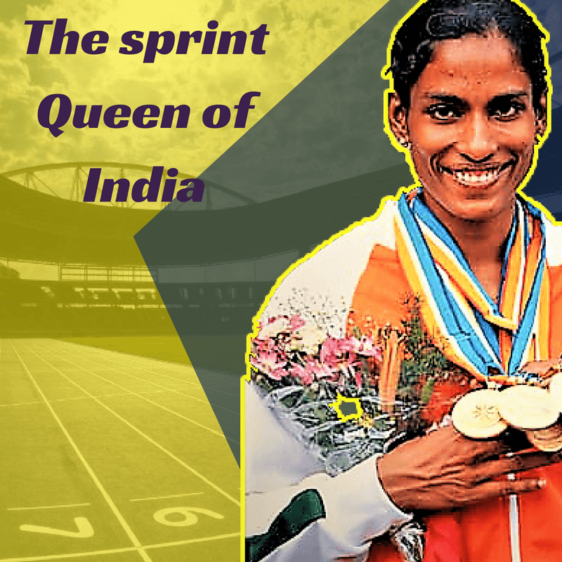 PT Usha featured on KreedOn