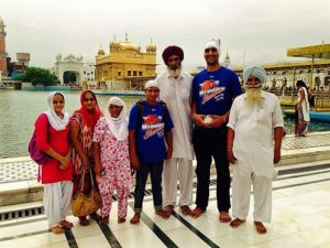Satnam Singh - The NBA wonderboy from India by KreedOn