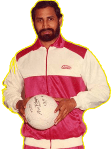 Jimmy George - Volleyball God of India - KreedOn