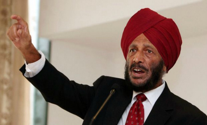 Milkha Singh - Arjuna Award returned