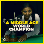 R. Umadevi – The Journey from a Typist to a World Billiards Champion