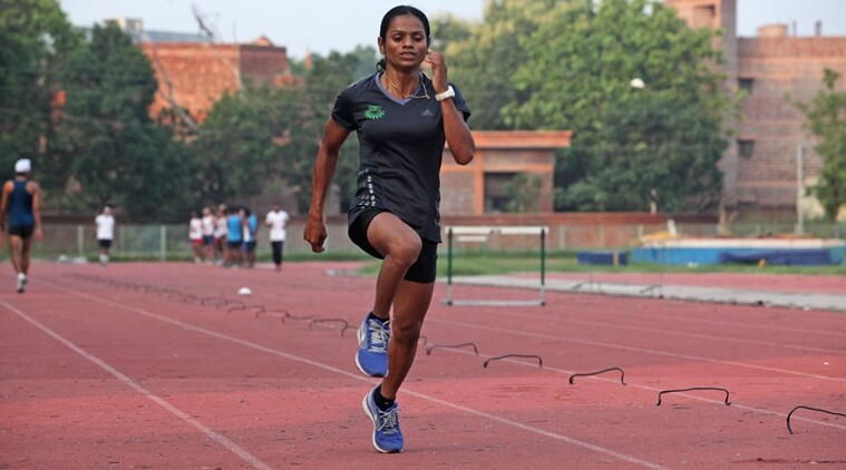 Dutee Chand by KreedOn