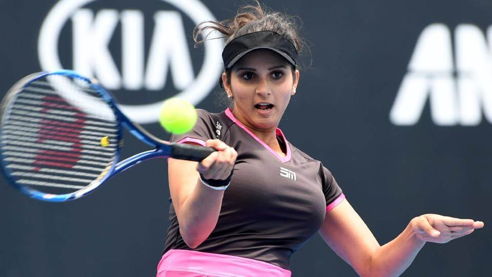 sania mirza by KreedOn