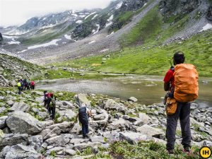 Career in Mountaineering KreedOn