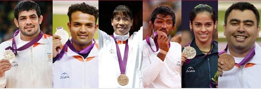 indians at olympics kreedon