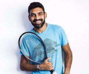 Indian tennis players Divij Sharan KreedOn