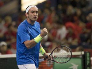 Indian tennis players Purav Raja KreedOn