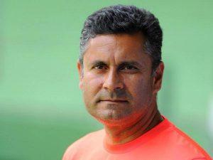 Indian tennis players Zeeshan Ali KreedOn