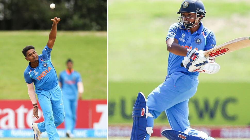 indian under 19 cricket team kreedon