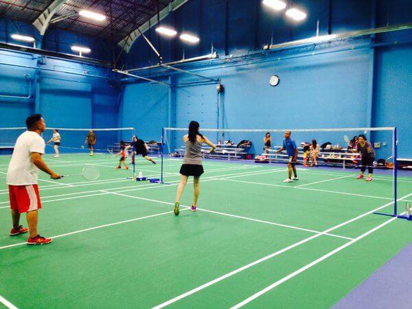 badminton in india kreedon