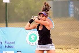 Mahak Jain Indian tennis players KreedOn