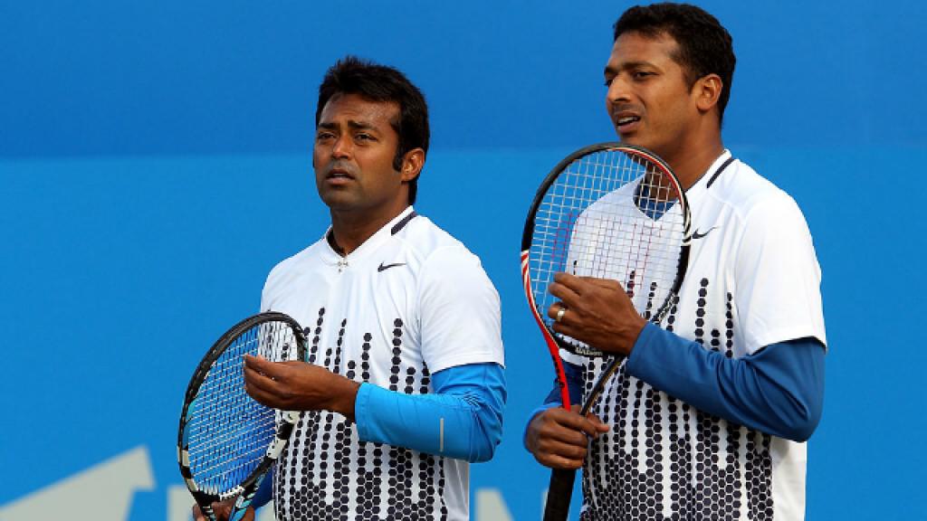 tennis in India