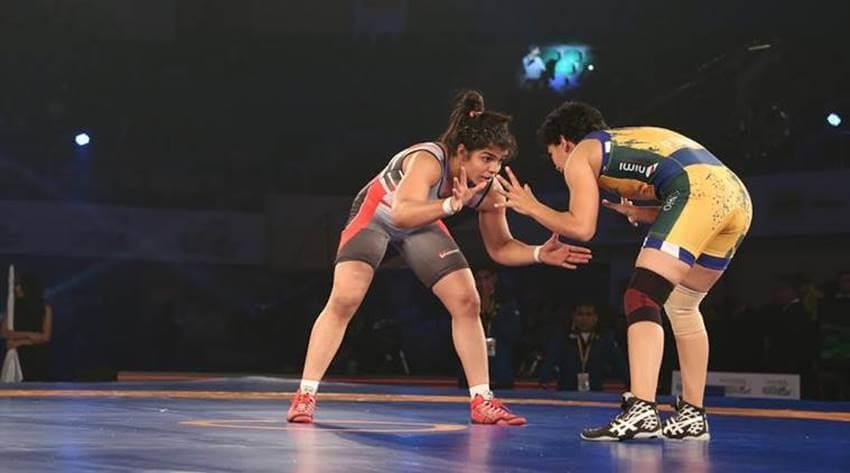 wrestler reshma mane kreedon