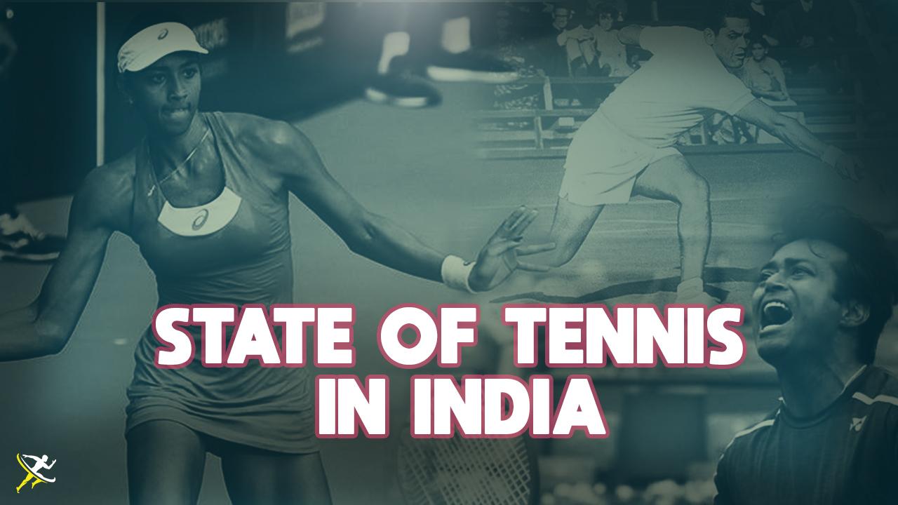 Tennis in India kreedon