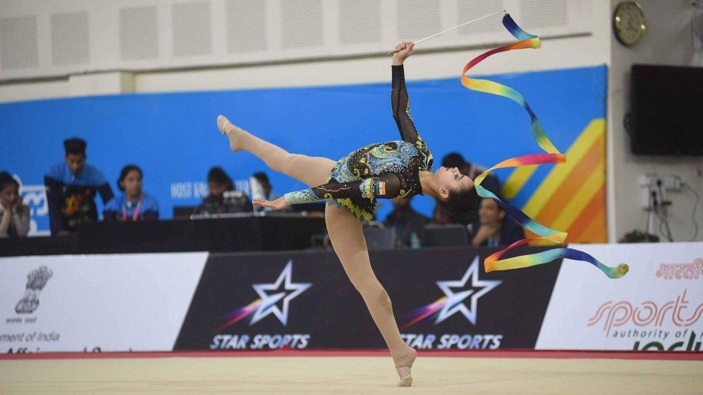 Rhythmic Gymnastics kreedon