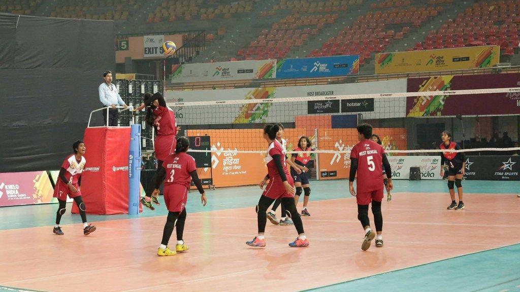 volleyball gold kreedon
