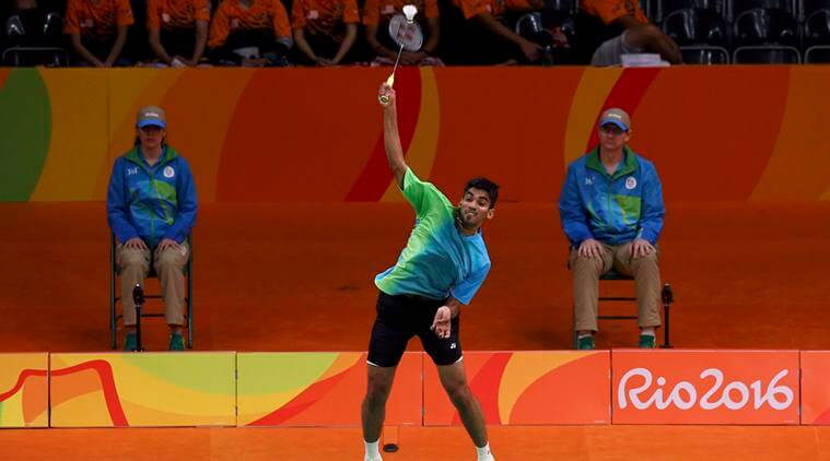 Indian Badminton kreedon
