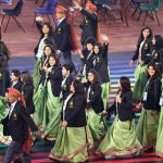 No more Saris for Indian Women Athletes at Commonwealth Games