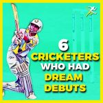 Best Debuts of Indian Cricketers