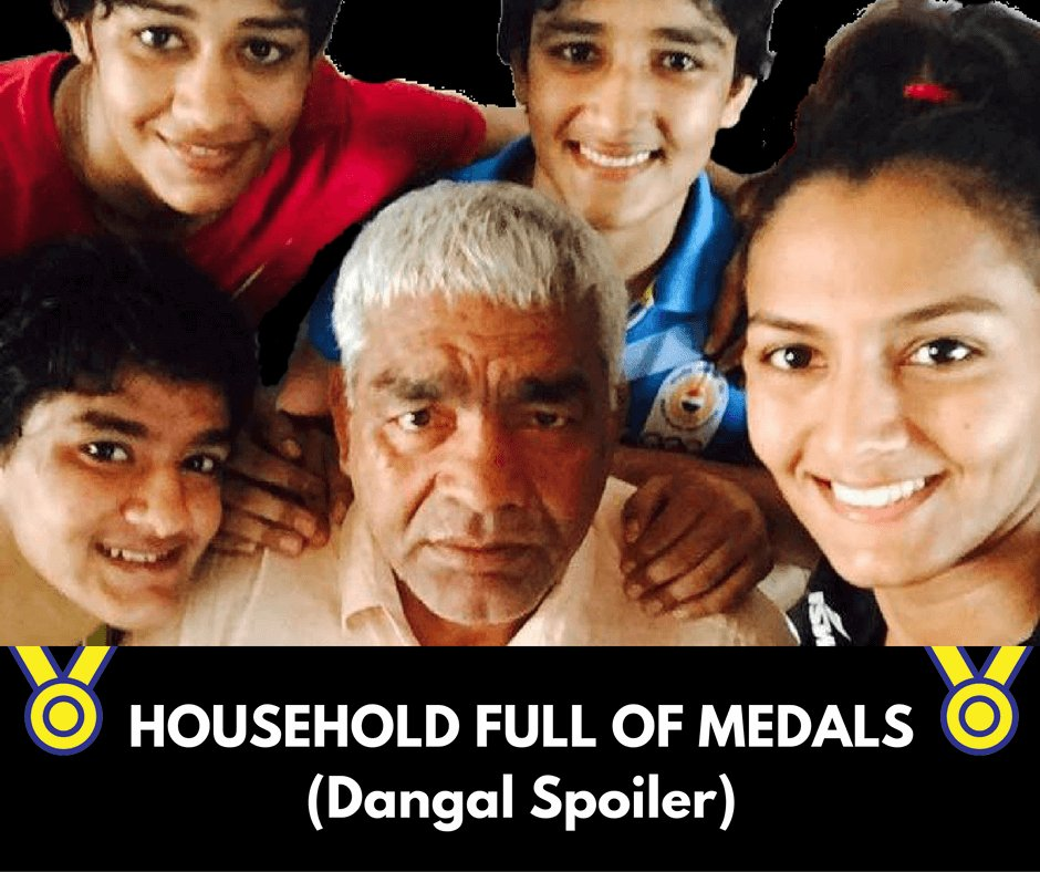  Mahaveer Singh Phogat - A story by KreedOn Mahavir Singh Phogat - A proud story presented by KreedOn