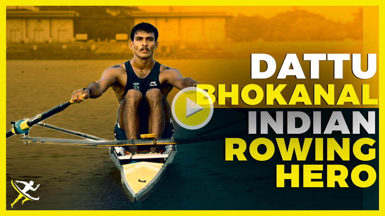 Dattu bhokanal - Indian Rowing - KreedOn