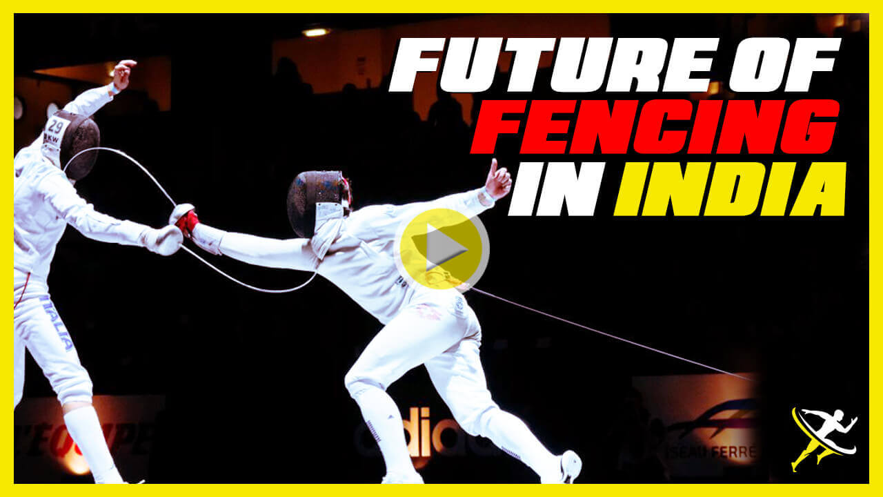 Future of Fencing in India by KreedOn|kreedon