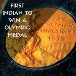 K.D. Jadhav – First Indian Olympic medalist