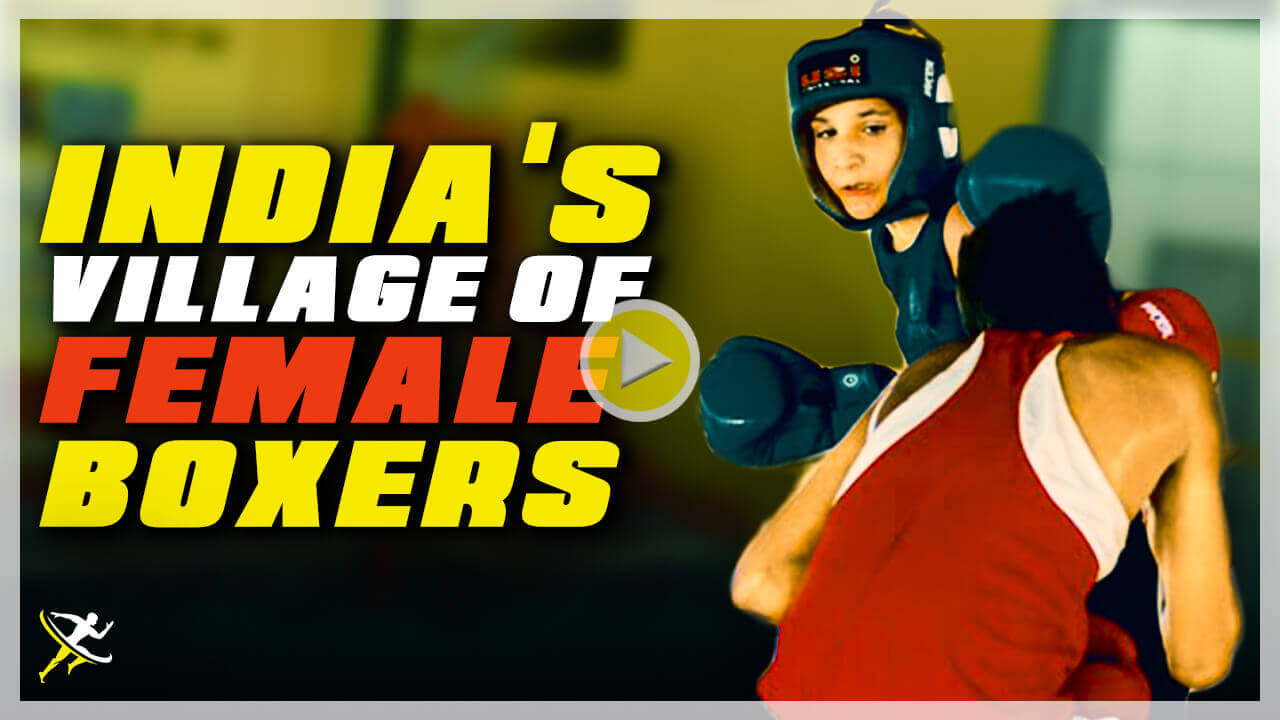 India's Village of female boxers by KreedOn