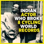 Jankidas Mehra – India's First Olympic Cyclist