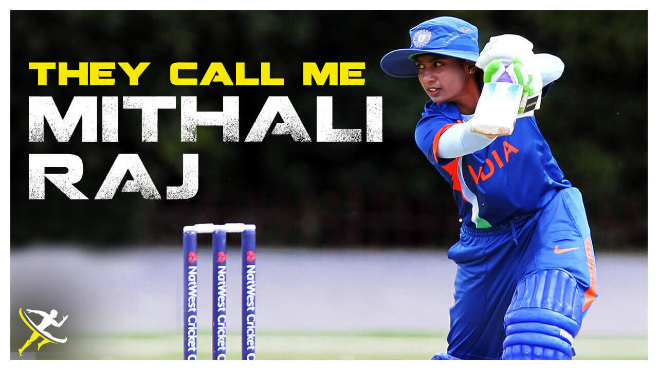 MITHALI RAJ - KreedOn Stories||