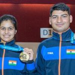Manu Bhaker is just Unstoppable at the ISSF World Cup – Wins one more Gold