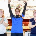 shooting world cup kreedon|ISSF shooting world cup kreedon
