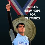 |Neeraj Chopra featured on KreedOn