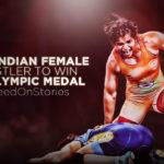 Meet Sakshi Malik – First Indian Female Wrestler to Win an Olympic Medal