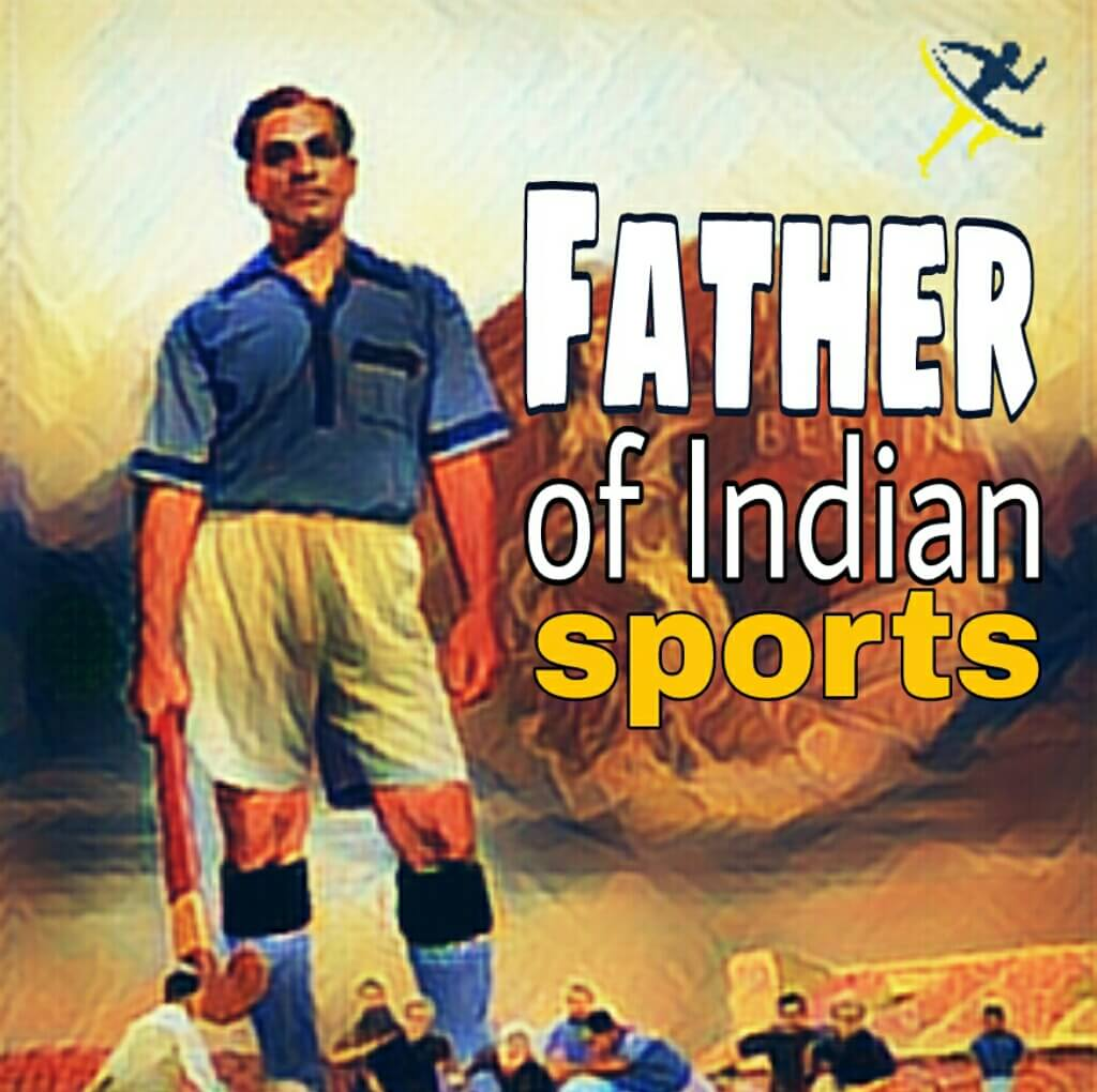 Dhyan Chand - Father of Indian sports by KreedOn Dhyan Chand - Father of Indian sports by KreedOn Dhyan Chand - Father of Indian sports by KreedOn Dhyan Chand - Hockey Wizard - Don Bradman