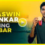 Tejaswin Shankar: Raising the Bar