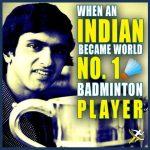 Prakash Padukone – The God on Badminton court