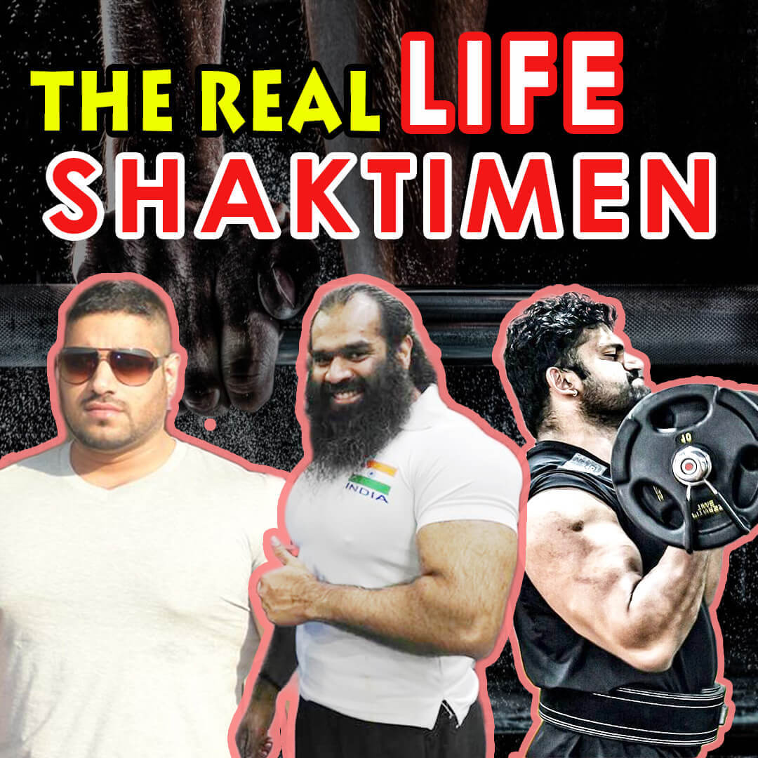 Shaktimen - A tale of Indian Powerlifting by KreedOn|Shaktimen - A tale of Indian Powerlifting by KreedOn|Mohd Azmat - KreedOn - powerlifting|KreedOn - Azmat - Powerlifting