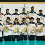 Delhi Boys – Bengal Girls win Volleyball Gold at Khelo India School Games