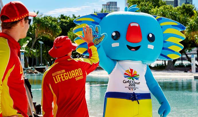Commonwealth Games 2018 kreedon