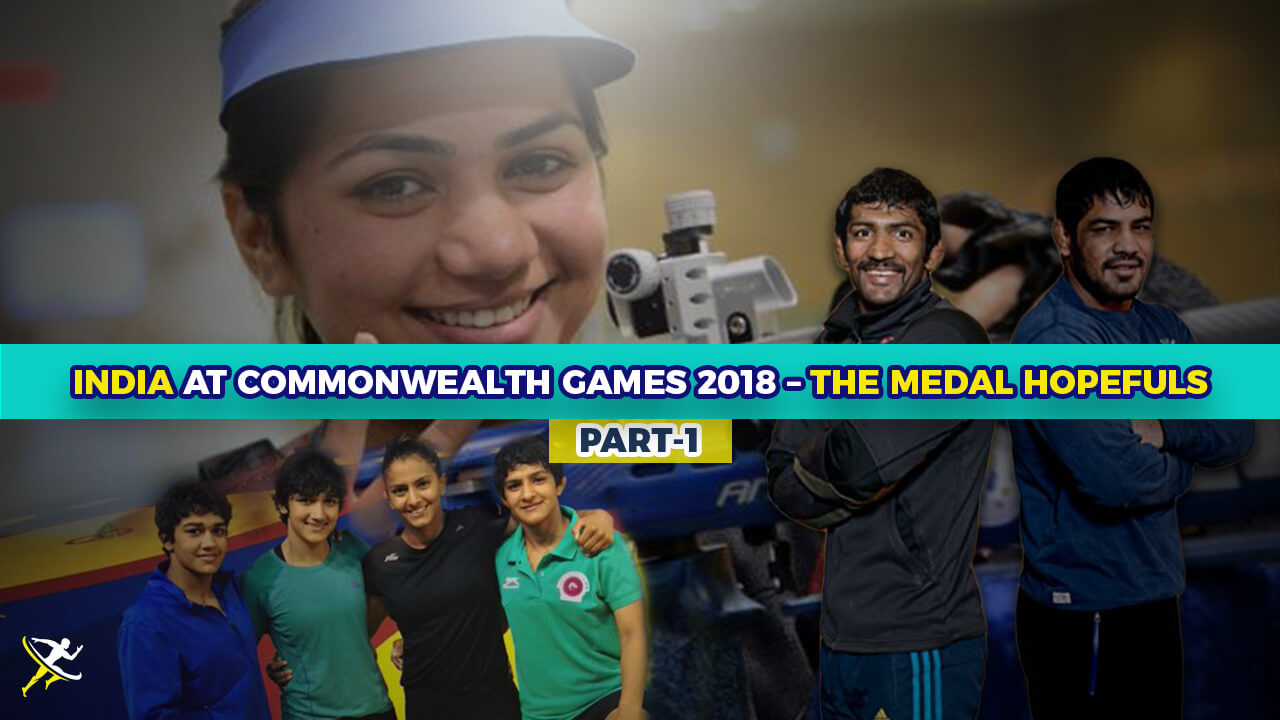 2018 Commonwealth Games KreedOn||commonwealth games kreedon