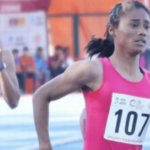 Hima Das : National 400m record holder – Pressure got the best of her