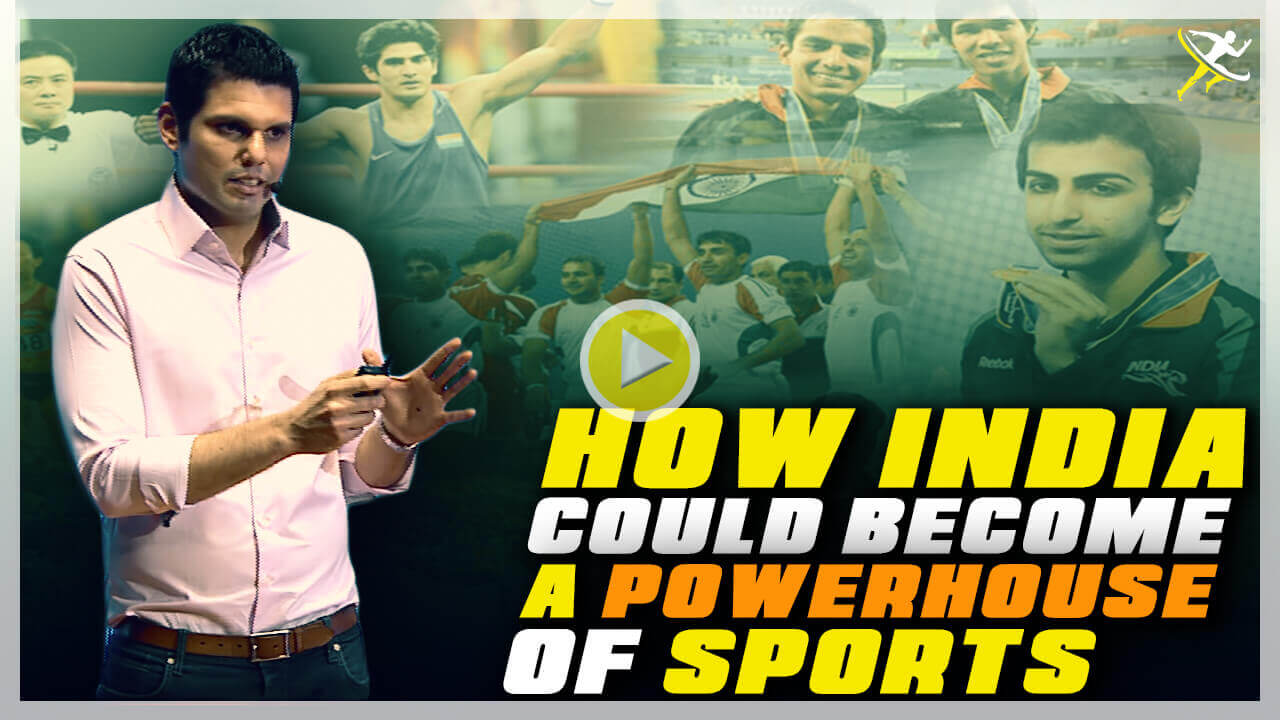 how india powerhouse of sports RECTANGLE by KreedOn|Mustafa-Ghouse-Kreedon