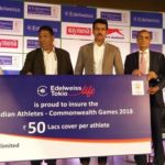 Athletes get Rs 50 lakh Insurance cover – Raymond to style the contingent